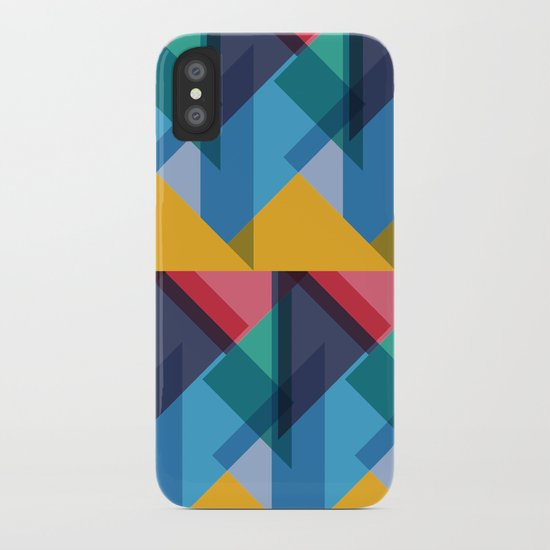 Crazy Abstract Stuff 2 iPhone Case