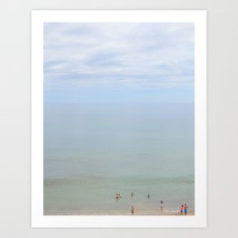 Marconi Beach Art Print