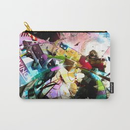 At your service (surreal/ music/ hip hop) Carry-All Pouch