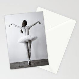 The Dying Swan Stationery Cards