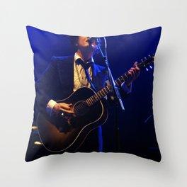 Peter Doherty Throw Pillow