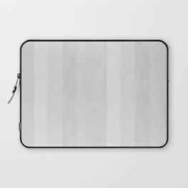 Gray Stripe Pattern Laptop Sleeve