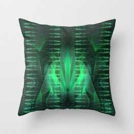 Siphon Throw Pillow