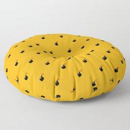 Bomb Pattern Floor Pillow