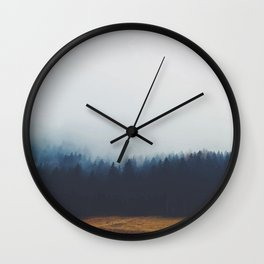 *Frozen In Time* #society6 Wall Clock