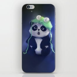 cute absurd iPhone Skin