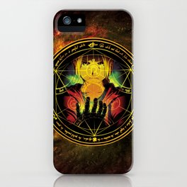 Fullmetal Alchemist Iphone Cases Society6