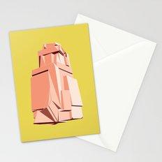 Rock Study Stationery Cards