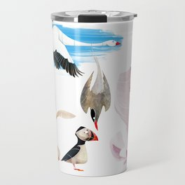 Arctic animals 2 Travel Mug