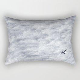 The Sky as the Sea Rectangular Pillow