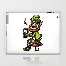 Wasted Leprechaun Laptop & iPad Skin