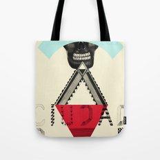 Locals Only - Ciudad de México Tote Bag
