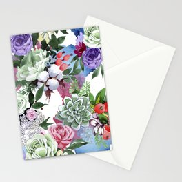 FLOWERS DAY Stationery Cards