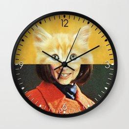 Cature, Part II Wall Clock