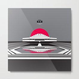 Rapla KEK Metal Print