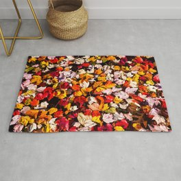 Leaves Galore Rug