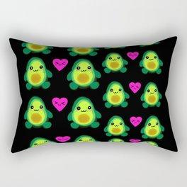 Aguacate Love Rectangular Pillow
