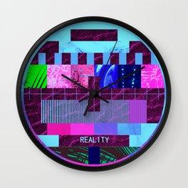 Reality TV Wall Clock