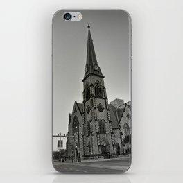 Detroit Architecture 1 iPhone Skin
