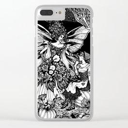 Cinderella Clear iPhone Case