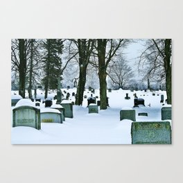 Breathless Canvas Print