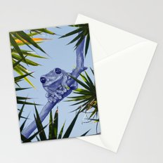 A summer kinda feeling Stationery Cards