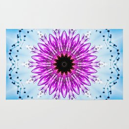 Thistle Manipulation Rug