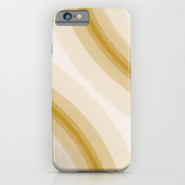 Almost Tangent - Abstractissimo 0024 iPhone Case