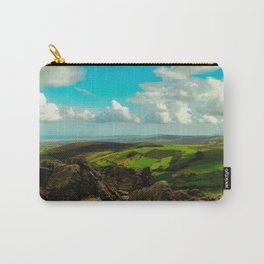 Emerald Island Carry-All Pouch