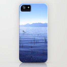 Tahoe silence iPhone Case