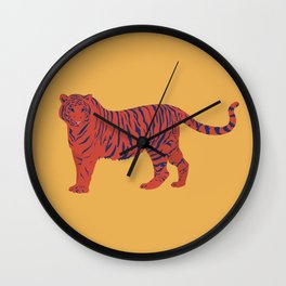 Purrsuasion Wall Clock