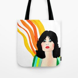 Seventies Lust Tote Bag