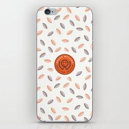 Personal pattern iPhone Skin