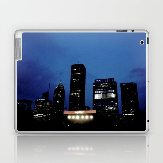 skin & bones Laptop & iPad Skin