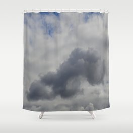 Child of The Storm Shower Curtain