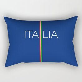 Euro 2016: Italy Rectangular Pillow