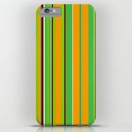 Stripes-008 iPhone Case