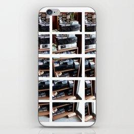 Music Grid iPhone Skin