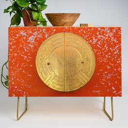 Land of the rising sun Credenza