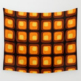60s Retro Mod Wall Tapestry