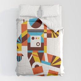 Hello Spaceman 2.0 Comforters
