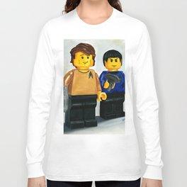 Beam Me Up Scotty Long Sleeve T-shirt