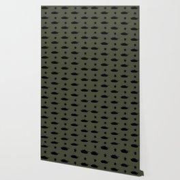 M1 Abrams Tank Pattern Wallpaper