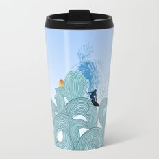 surfing 4 Travel Mug
