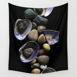 Shells and Stones May... Wall Tapestry