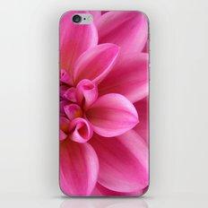 Beauty Unfurled iPhone Skin