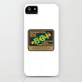 Reynolds 531 - Enhanced iPhone Case