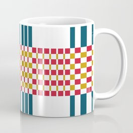 Vintage Baltic Pattern Coffee Mug