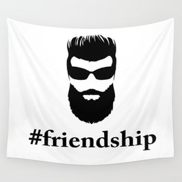 #friendship Wall Tapestry