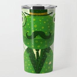 Mr. Frog Travel Mug